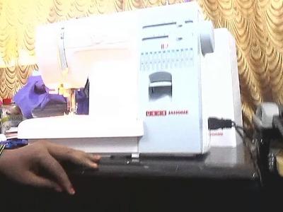 ✔ DIY ELECTRIC PEDALLING SEW