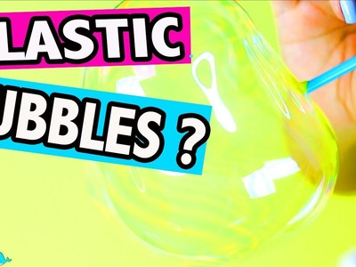 DIY Everlasting Plastic Bubbles Kit Tested - Does it work ?