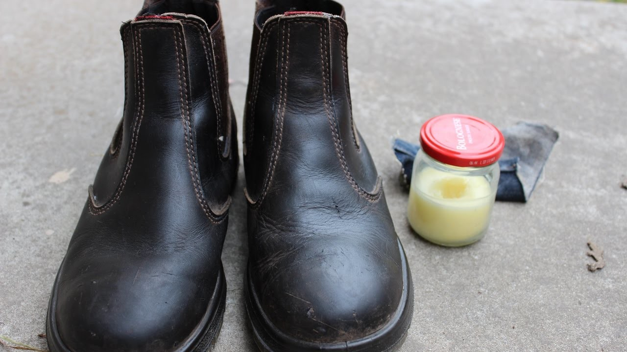 DIY Leather Conditioner: VLOGMAS #8
