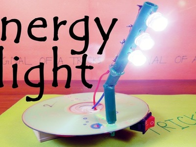 How to make energy saving charger light at home 8 hour backup