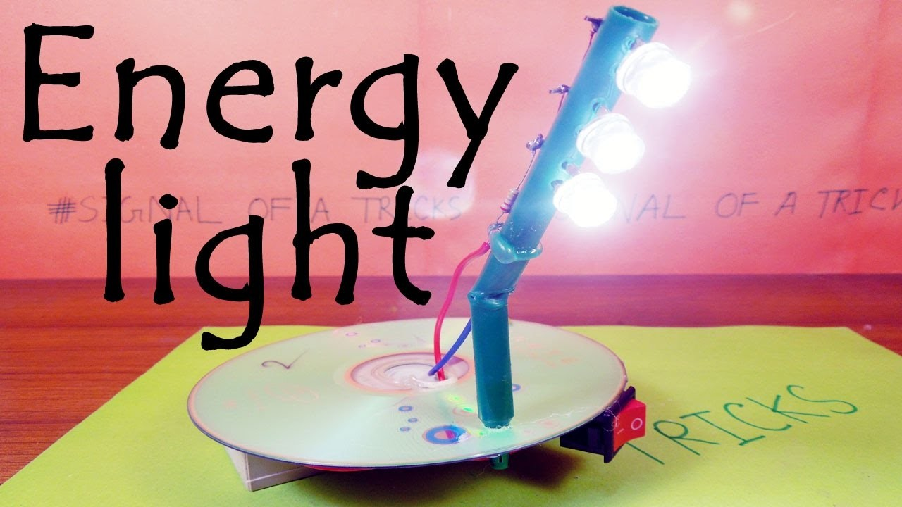 How to make energy saving charger light at home 8 hour backup