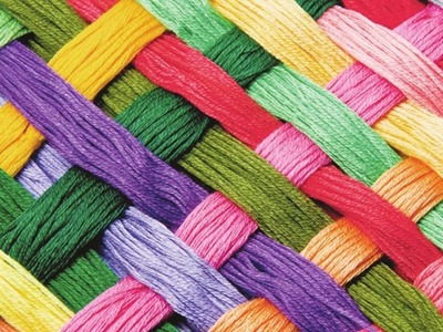 How to make woolen bedsheet using crochet [HINDI]