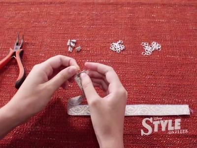 Style on Fleek | DIY Choker - Disney Channel Asia