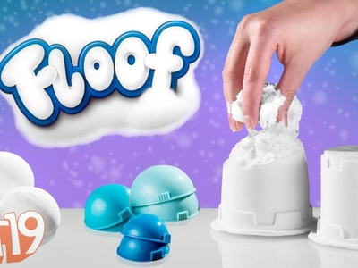 Floof: Indoor Snowball Maker!