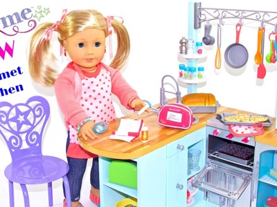 Gourmet Kitchen | American Girl Doll REVIEW