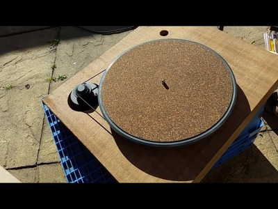 Project Genie 1.3 , my DIY Turntable video 3