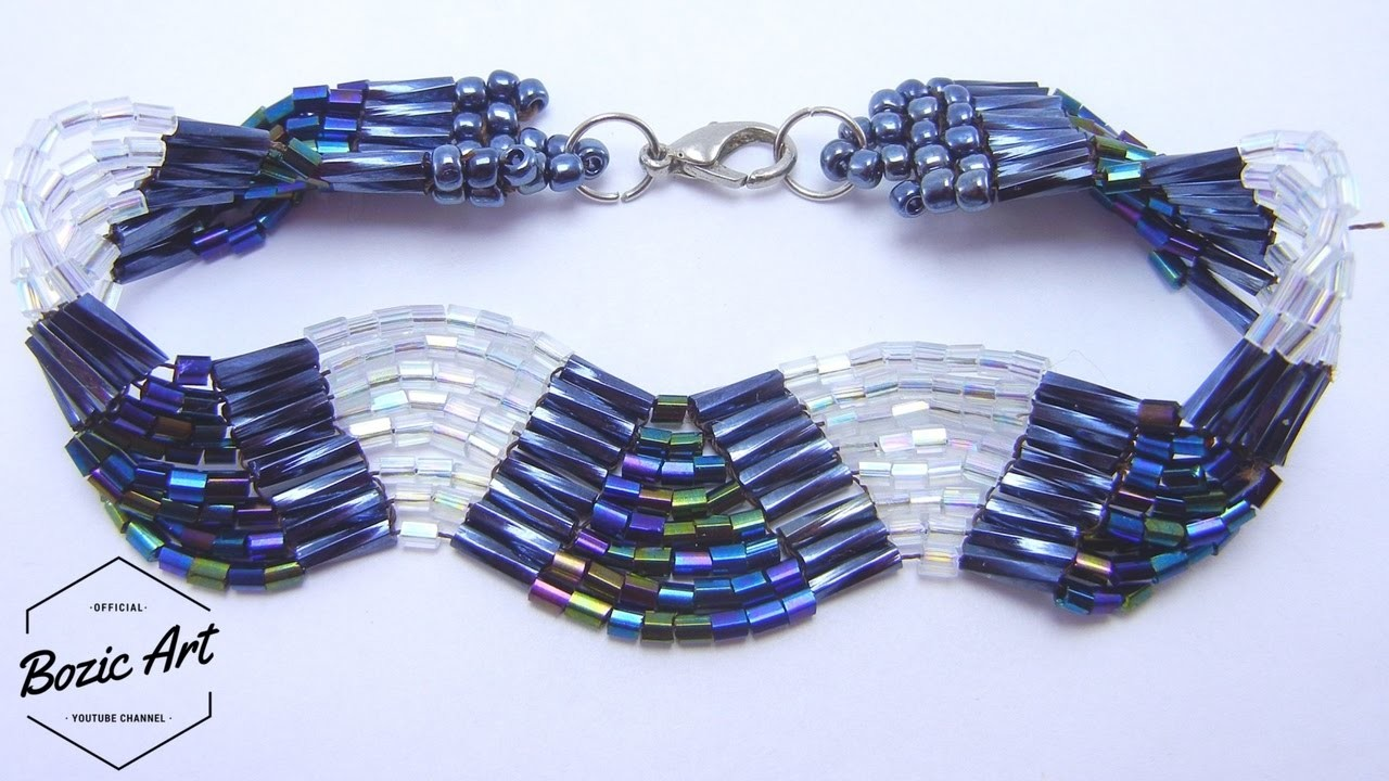 """Wave"" Bracelet | How To"