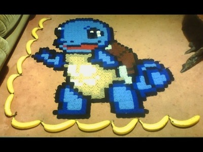 Crochet Time Lapse - Pokemon Blanket