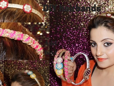 DIY - EASY & VERY AFFORDABLE HAIRBANDS
