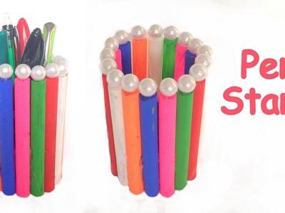 DIY- How to make pen stand.pencil holder. desk organiser easily?
