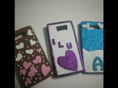 DIY Mobile Covers Making Idea | How To | Craftlas