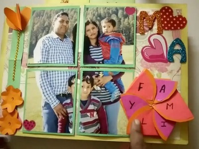 DIY Scrapbook Album Tutorial For Valentine's Day | How To | Craftlas