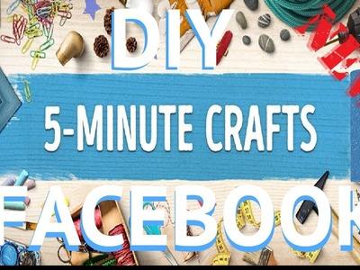 Top NIFTY FACEBOOK  -  DIY COMPILATION  - Top 5-MINUTES CRAFT PART 5