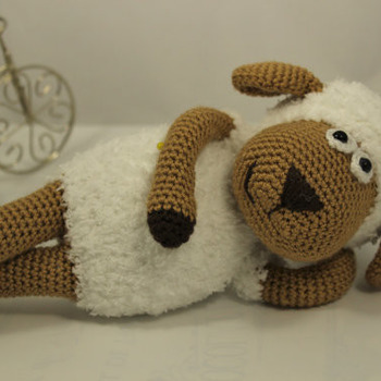 Amigurumi Sheep - PDF Pattern