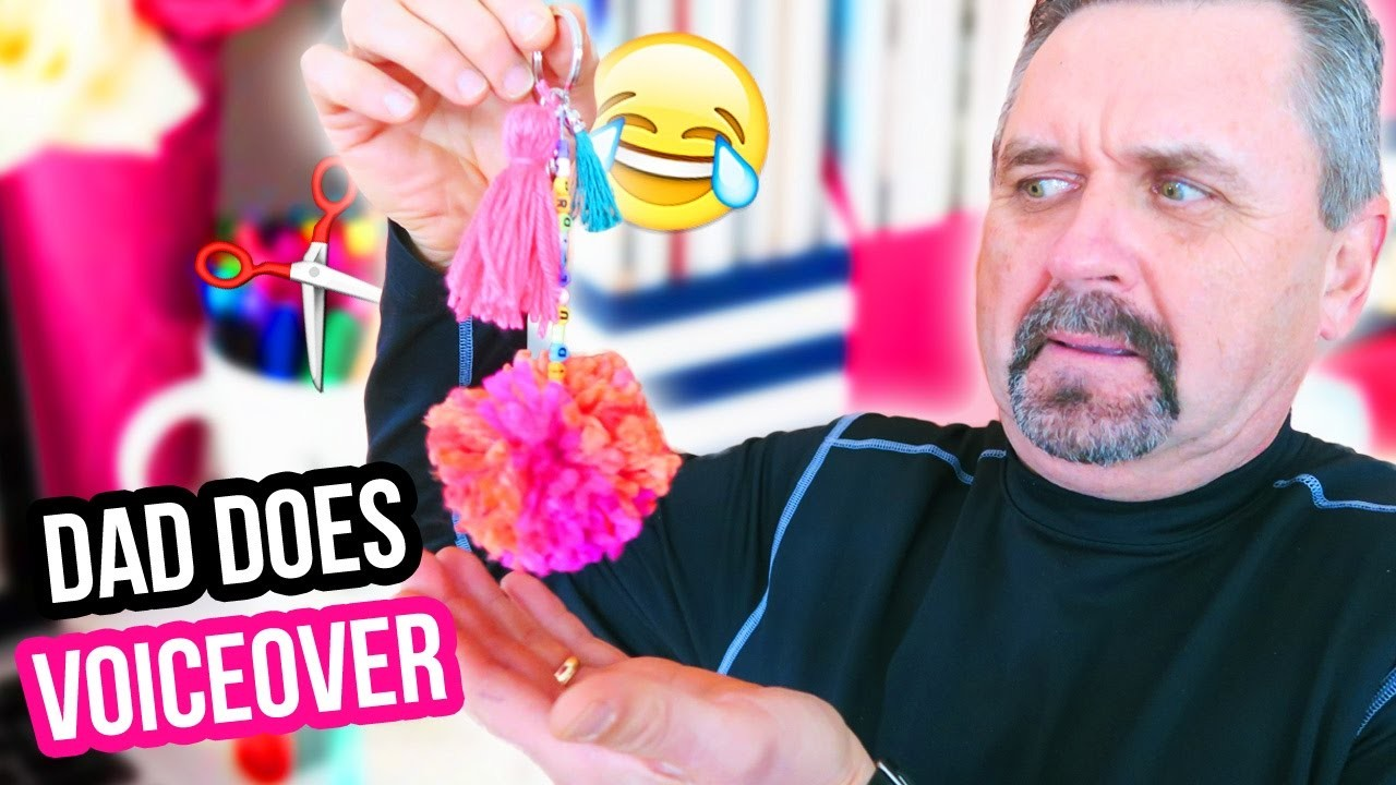 DAD DOES MY DIY VOICEOVER
