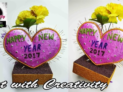 DIY : Easy Happy New year Gift | Gift to my Subscribers | Art with Creativty 116