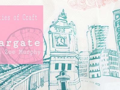 Margate and Zoe Murphy, episode 1 Cities of Craft
