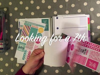 Plum Paper Horizontal Plan With Me Jan 2-8