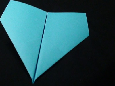 Amazing paper airplanes, How to make paper airplane Star Wars Tie Fighter Dart