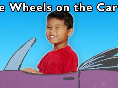 DIY Car Repair | The Wheels on the Car and More | Baby Songs from Mother Goose Club!