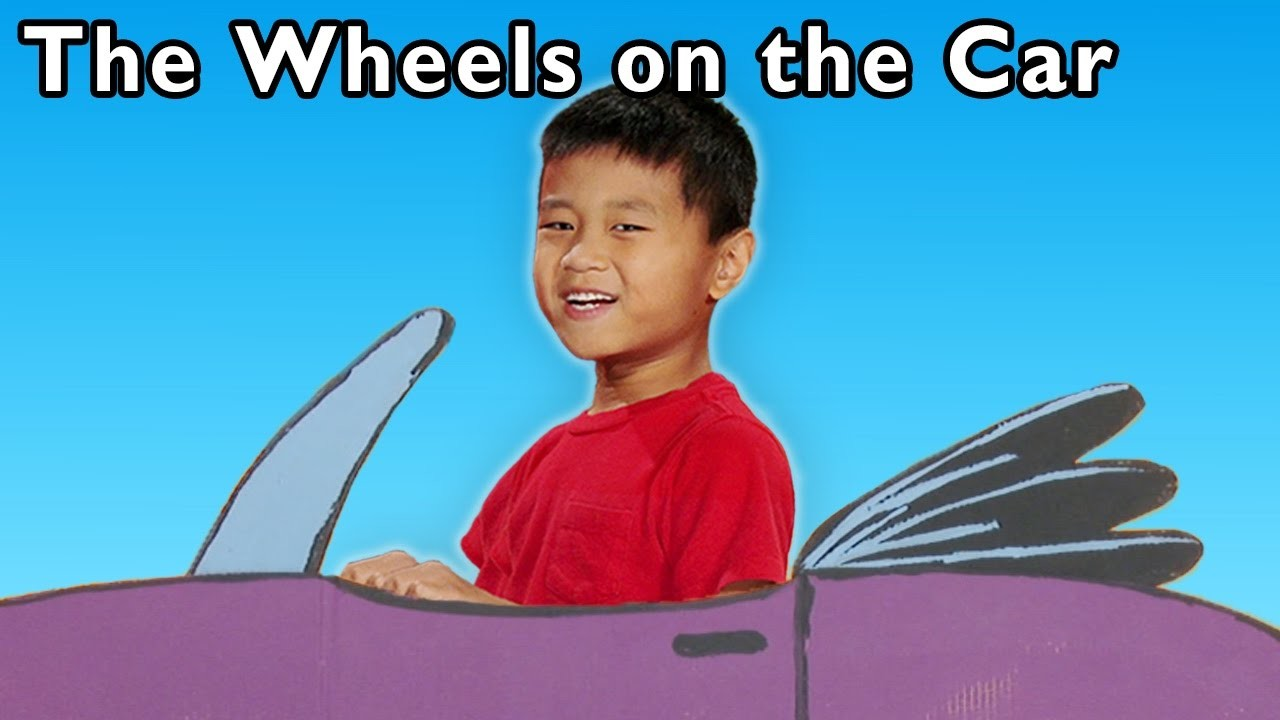DIY Car Repair   The Wheels on the Car and More   Baby Songs from Mother Goose Club!