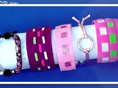 Friendship bracelets! Ideas for gifts!