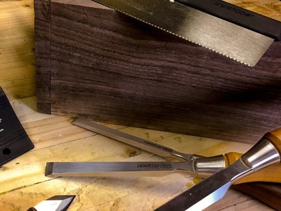 How To Hand Cut Dovetails - Like a Boss - Veritas Tools