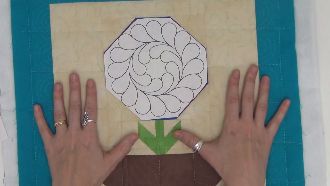 How to Mark Your Quilt Top Three Ways - Quilting Basics Tutorial #4 with Leah Day