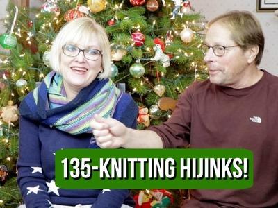 Knit Style Episode 135--Knitting Hijinks