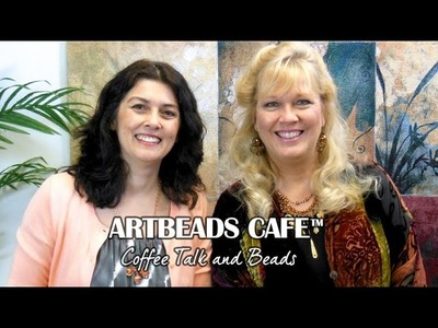 Artbeads Cafe - Discover Rubber Band Loom Designs and Dapping with Kristal Wick and Cynthia Kimura