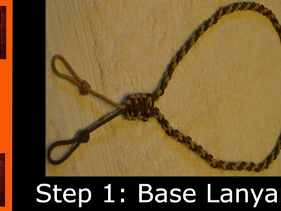 Custom Paracord Lanyard for Duck, Goose, Deer and Predator