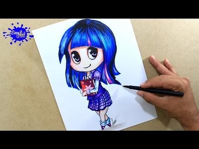 Drawing My Little pony Esquestria Girls.Como dibujar TWILIGHT SPARKLE.how to draw TWILIGHT SPARKLE