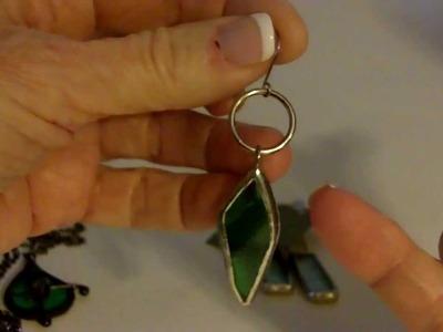 Glass Jewelry by Muse Glass