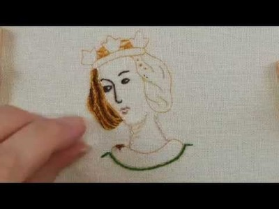 Hand Embroidery - Opus Anglicanum part 1