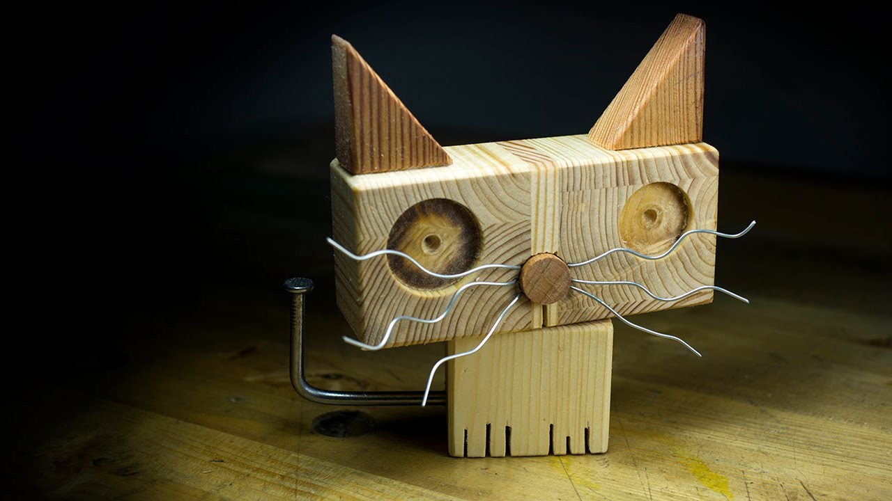 How to Make a Toy Cat