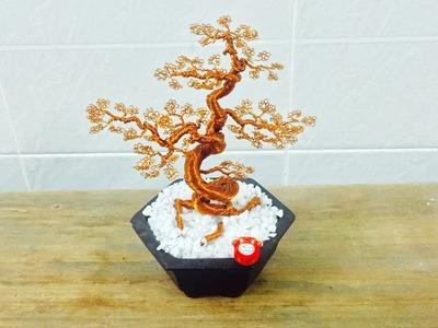 How To Make Bonsai Tree Wire Copper