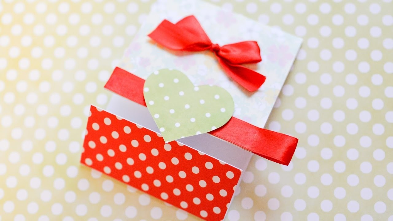 How to make greeting card valentines day heart step by step diy how to make greeting card valentines day heart step by step diy kartka walentynki kristyandbryce Gallery