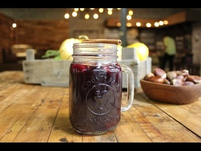 How to make Mulled Wine with Hilah Cooking