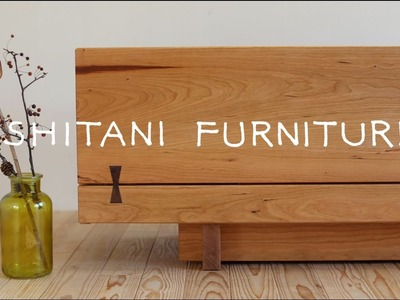 ISHITANI - Making a TV Sideboard