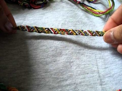Request for Friendship Bracelets