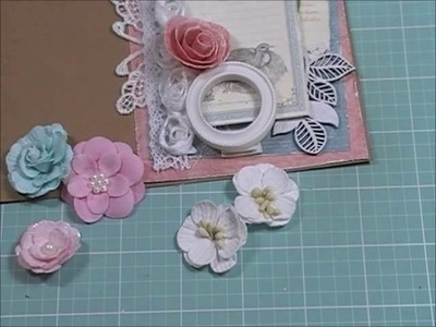 Shabby Chic.Vintage Cards (start to finish tutorial)
