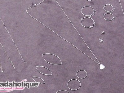 Show and Tell: Sterling Silver Links, Chain and Pendants