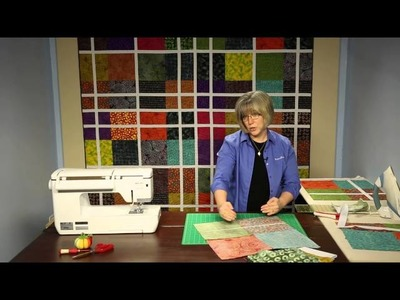 All Inked Up Quilt Kit - Keepsake Quilting - A Bold Quilt With Easy Piecing