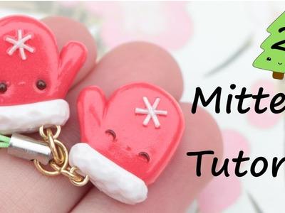 Clay Mittens Tutorial | 12 Days of Tutorials #2