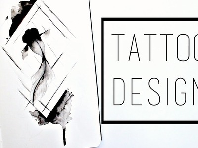 Designing a Tattoo · 30 Ways to Fill a Sketchbook