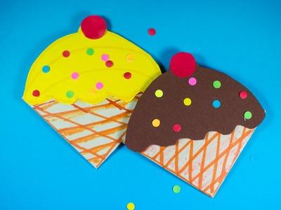 How to create an icecream bookmark