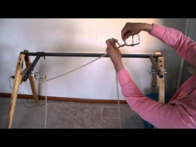 How To Make a Mohair Cinch, Part 2