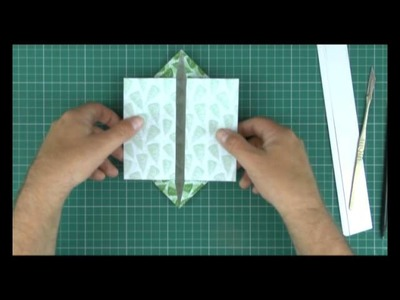 How to make the 3D Box Cards using the template