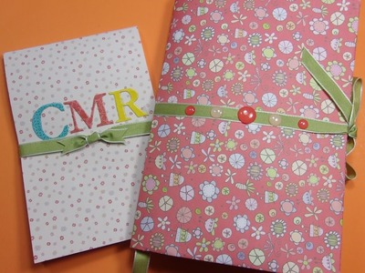 Let's Remake a Dollar Tree Planner Into an Organizational Center, Pt 1