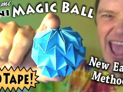 Mini Magic Ball - NO TAPE!!!